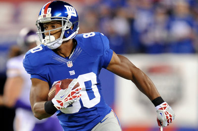 New York Giants' news, 3/4: Victor Cruz, running back?