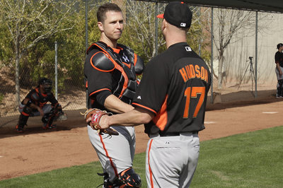 Projecting Tim Hudson's 2014 season