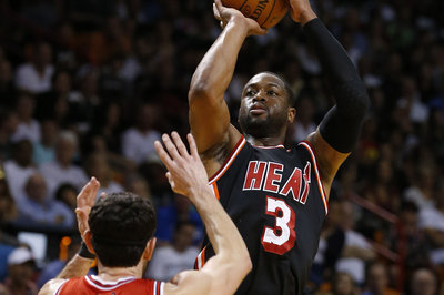 The numbers behind Dwyane Wade's incredible season