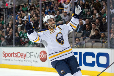 Sabres trade Matt Moulson and Cody McCormick to Minnesota