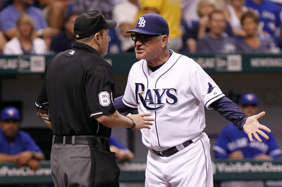 The Rays Talk: Maddon Talking 'Bout Practice