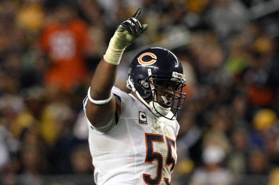 Lance Briggs supports Mel Tucker and the defensive scheme