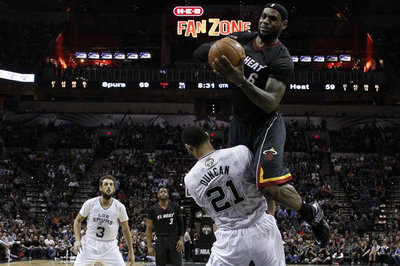 GIF Breakdown: Spurs vs. Heat