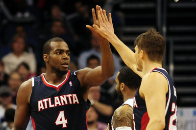 Paul Millsap, Kyle Korver, DeMarre Carroll all flying high with Atlanta Hawks in different roles