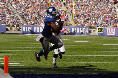 2014 NFL free agency: Hakeem Nicks review