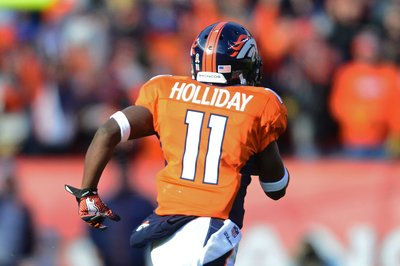 Trindon Holliday signs with the New York Giants