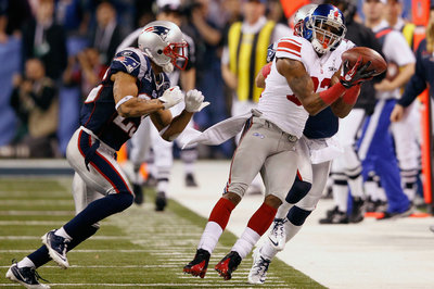 Mario Manningham Signing: Wide receiver returns to New York Giants