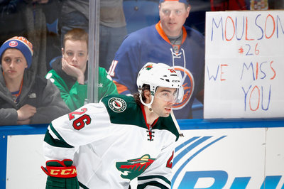 Minnesota Wild 6, New York Islanders 0: Matt Moulson scores twice in take-that return