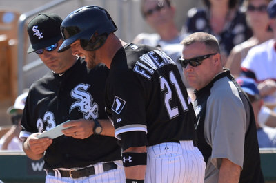 White Sox injuries update: Jeff Keppinger, Gordon Beckham, Matt Lindstrom, Tyler Flowers