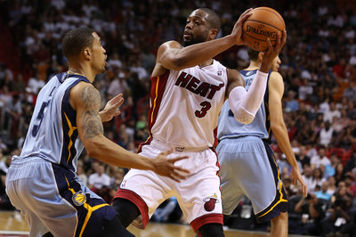 Heat survive late over Grizzlies
