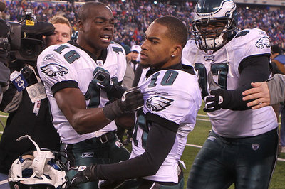 Could Jeremy Maclin replace DeSean Jackson?