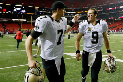 Luke McCown agrees to deal with Saints