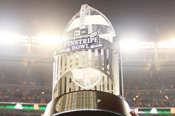 Pinstripe Bowl Trophy Related Keywords Pinstripe Bowl