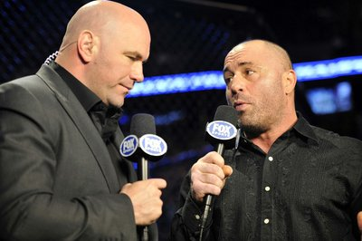 Recap: Dana White dishes all things UFC on Joe Rogan podcast