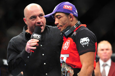 Jose Aldo: There's no way in hell I'm fighting Anthony Pettis