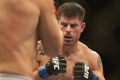 History in the making: Brian Stann smashes Doug Marshall to win WEC Light Heavyweight Championship