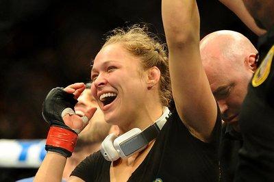 UFC 157 results recap: Ronda Rousey vs. Liz Carmouche