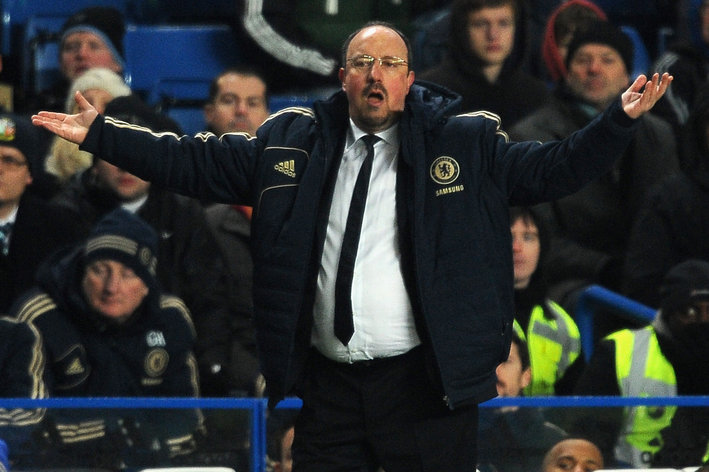 159580365.0 standard 709.0 Benítez and Chelsea heading for inevitable break up