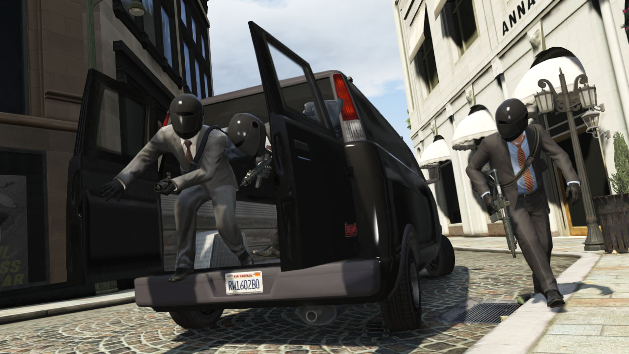 Grand Theft Auto 5 review: golden years   Polygon