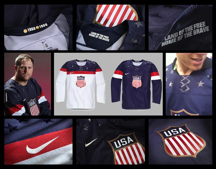 A Critique of the Nike 2014 Olympic Hockey Jerseys - Mile High Hockey 6d4c3e6514a