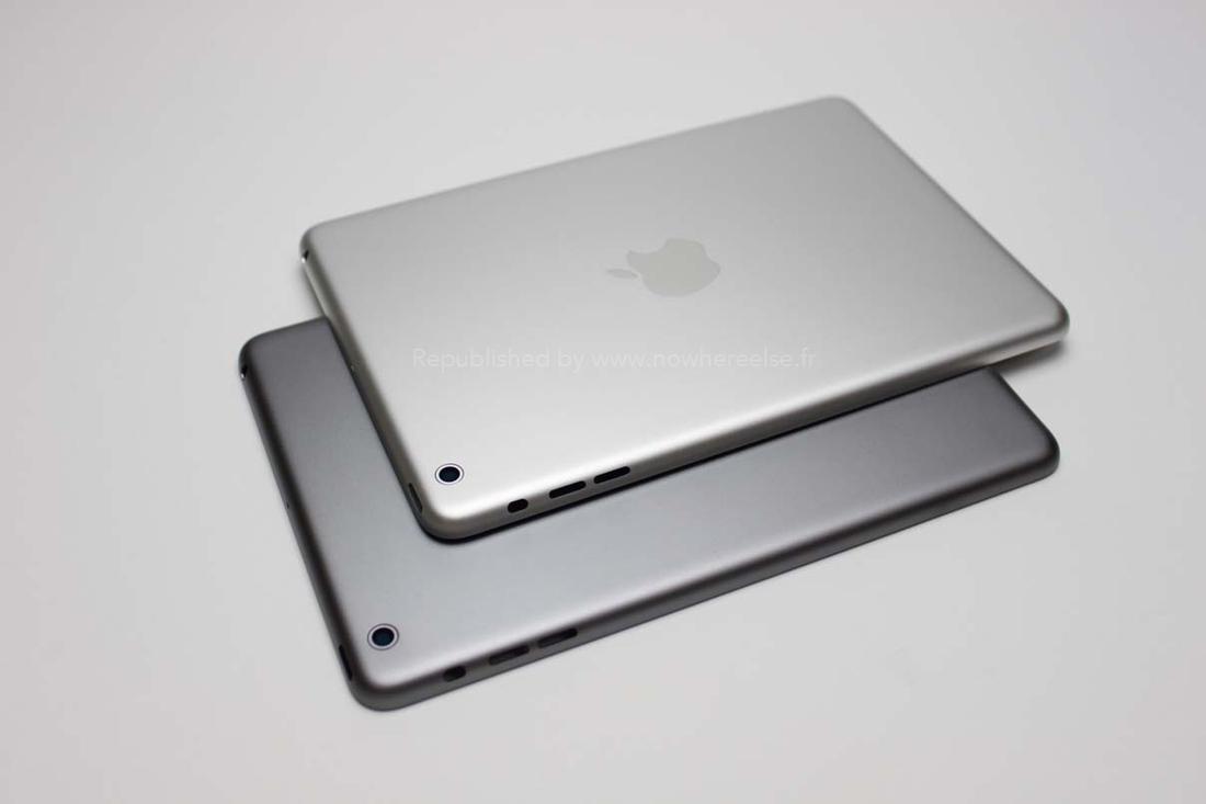 The iPad mini with Retina display and the new iPad: here's ...Ipad Mini Retina Size