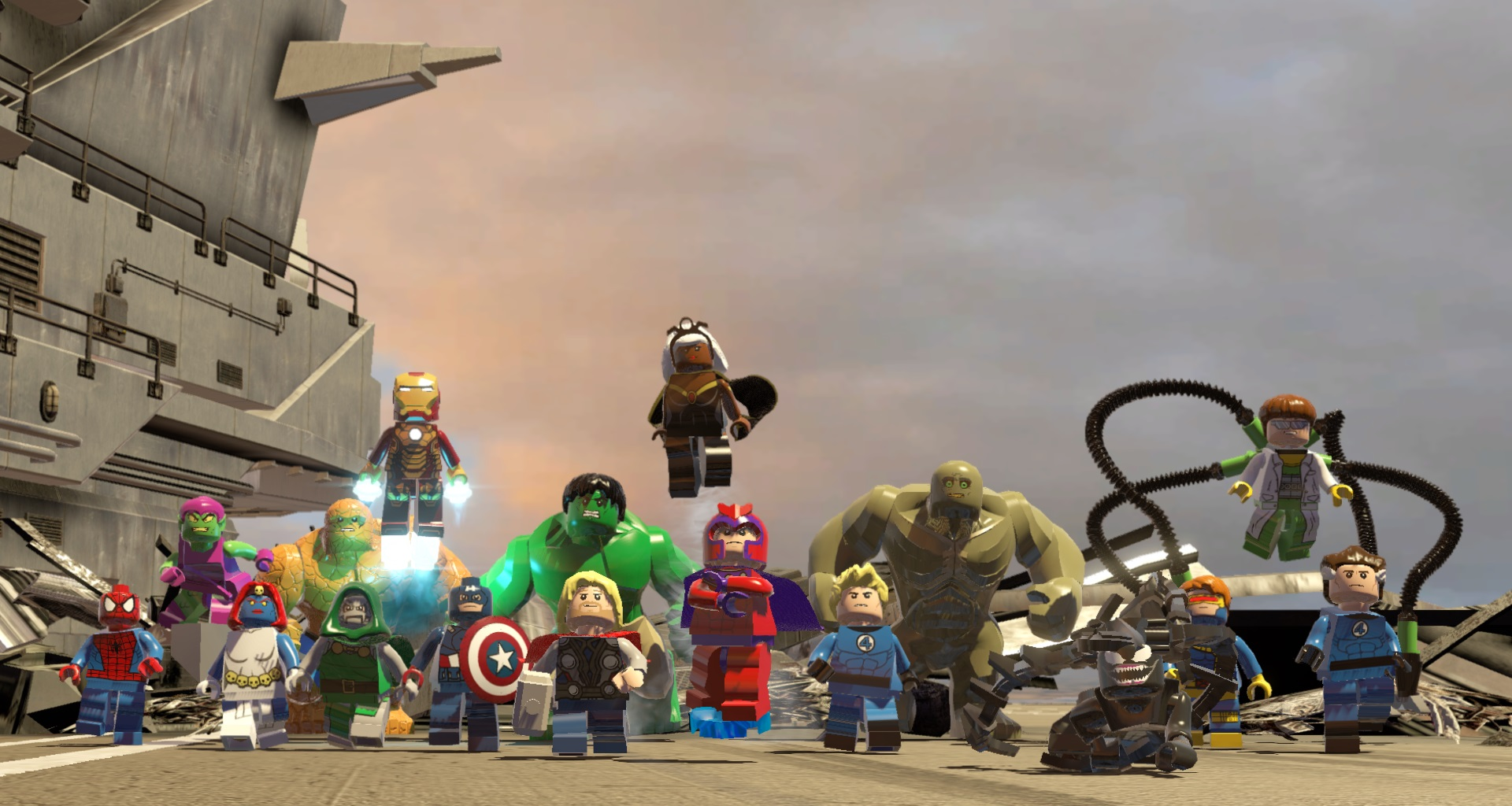 legomarvel_review_main_1920 Recap - Hugh Thomas's Top 10 Games of 2013