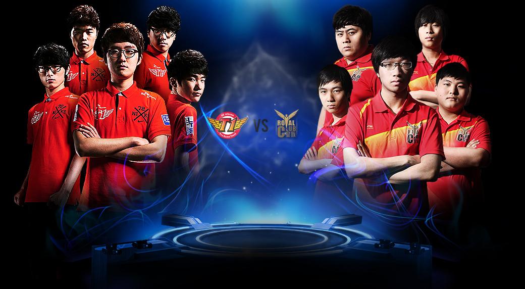 team league of legend