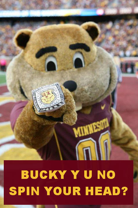 Minnesota Football Vs Wisconsin Game Time Tv Schedule