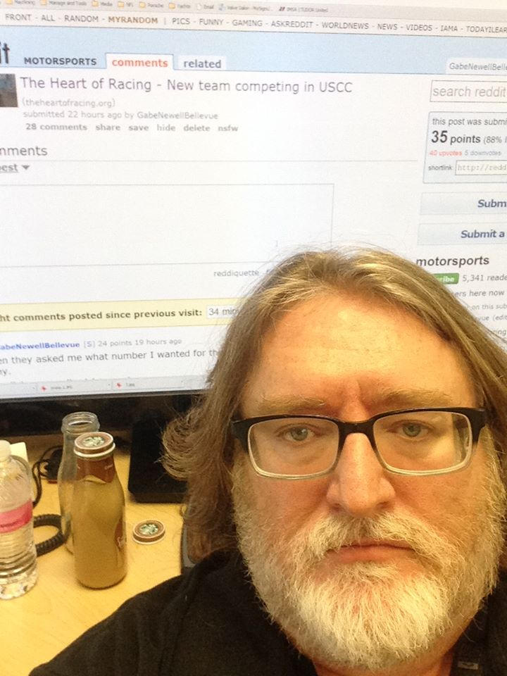 Valve founder Gabe Newell to do a Reddit AMA once hospital ...