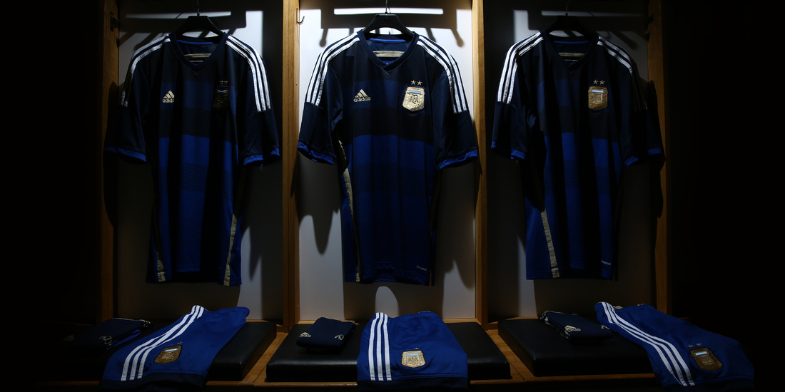 Adidas drops four new World Cup away kits for Argentina, Germany
