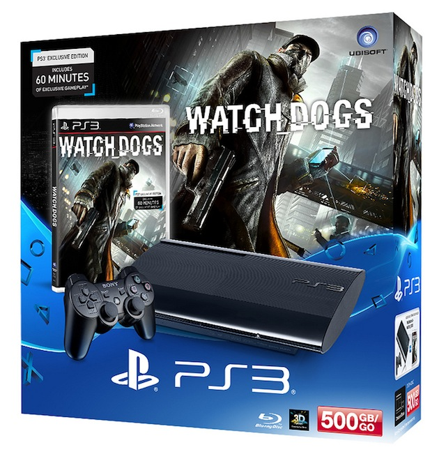 watch dogs ps3 ps4 console bundles hitting uk polygon