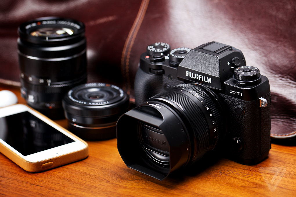 Fujifilm X T1 Review