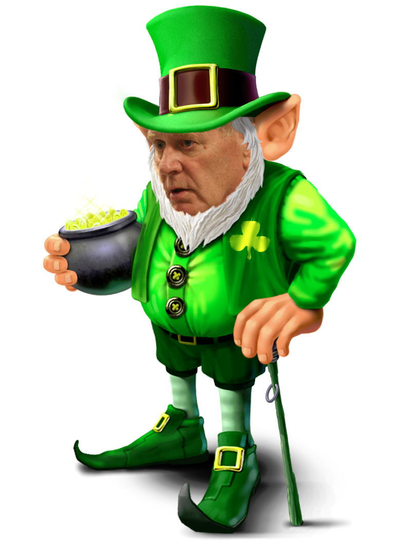 Happy St Patrick S Day From Bad Photoshop Kevin O Connor
