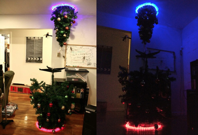 Portal Christmas Tree Now You Re Thinking With Holiday