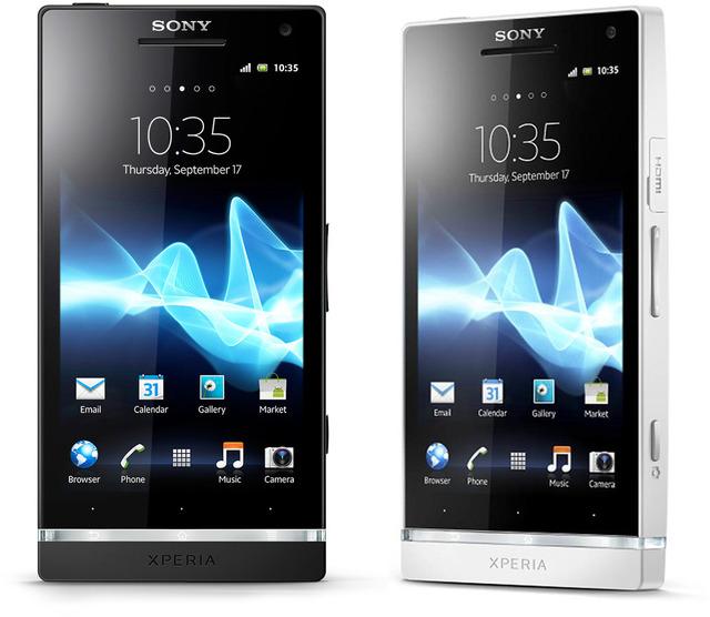 مقارنة بالفيديو بين Sony Xperia S Vs Galaxy S2