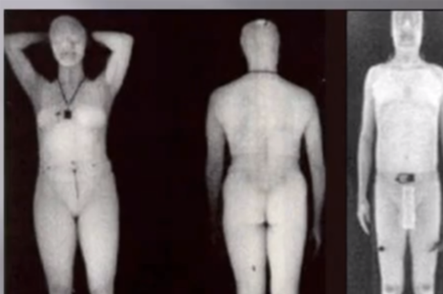 Naked Body Scanners 13