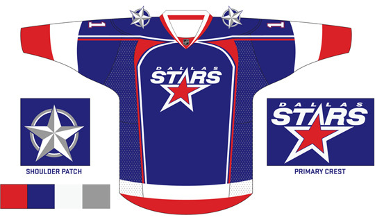 hot sale online 84206 5c7b6 Dallas Stars Jersey Changes: Would Fans Welcome A New Color ...