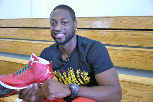 new concept 97b4c 486be Photo Gallery  Wade Officially Launches Jordan Fly Wade 2