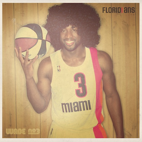 buy online 0f400 18439 Heat Unveil 2012 Miami Floridians, Photo Gallery Of Heat ...
