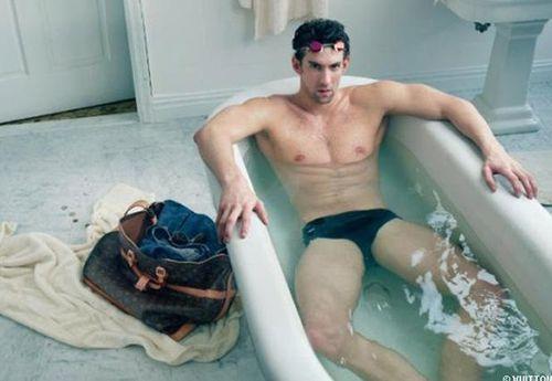Gay Black Tub