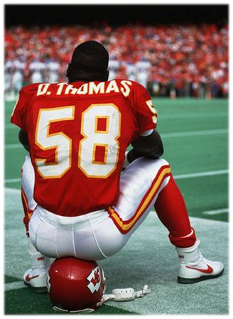 outlet store ec1f2 2087d Kansas City Chiefs to Retire Derrick Thomas' #58 Jersey ...