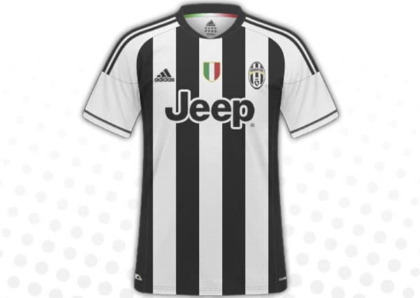 0f676f131 OFFICIALLY OFFICIAL  Juventus announce six-year deal with Adidas ...
