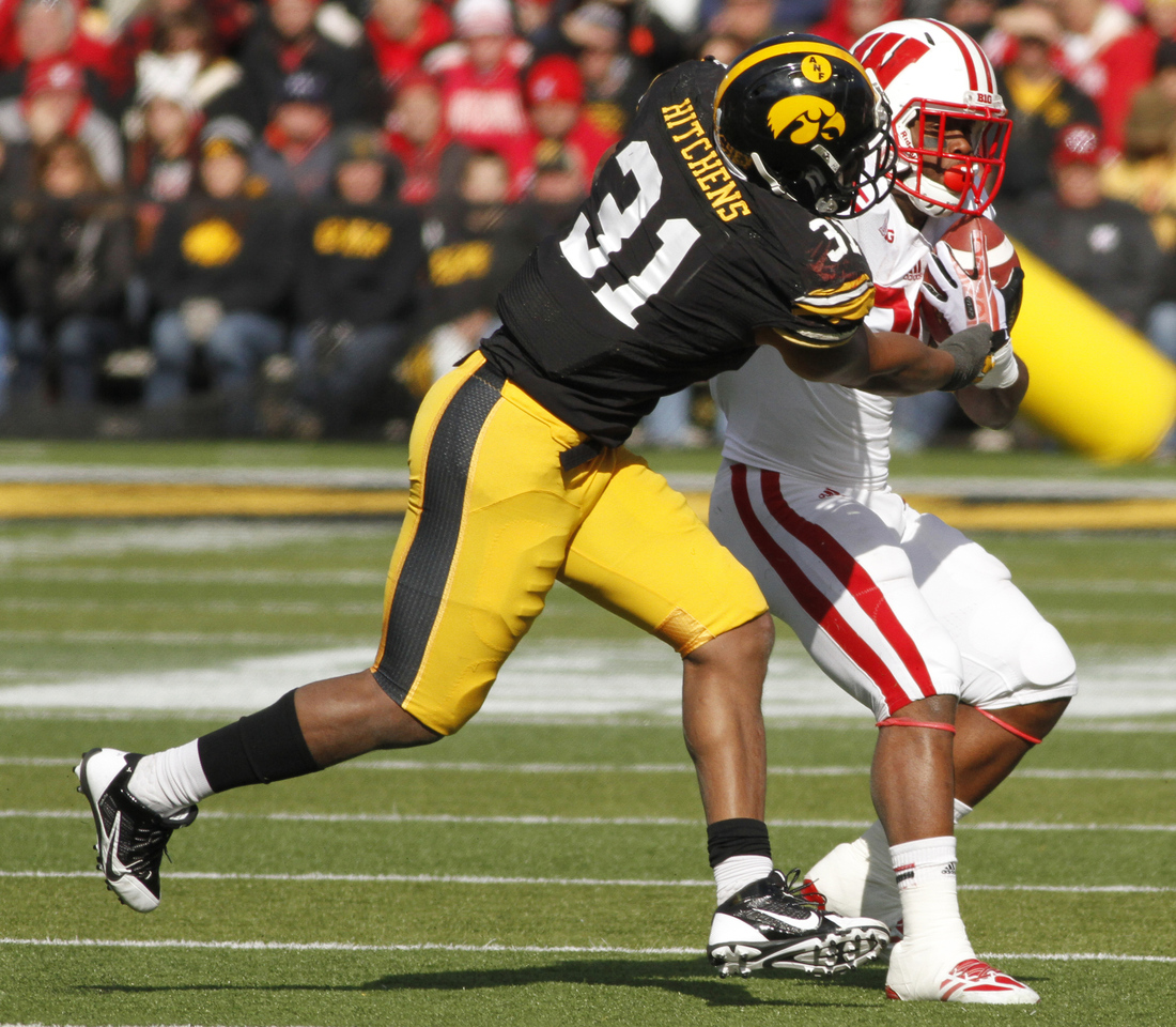 best website 78c6a 0fdb5 Maybe Iowa Should Start Playing the Uniform Game - Black ...