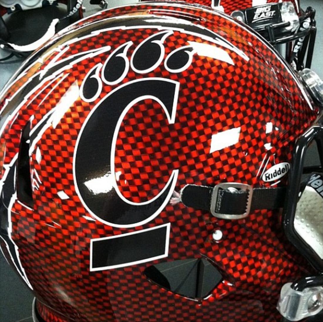 Cincinnati Bearcats Mascot Logo - NCAA Division I (a-c ... |Cincinnati Bearcats