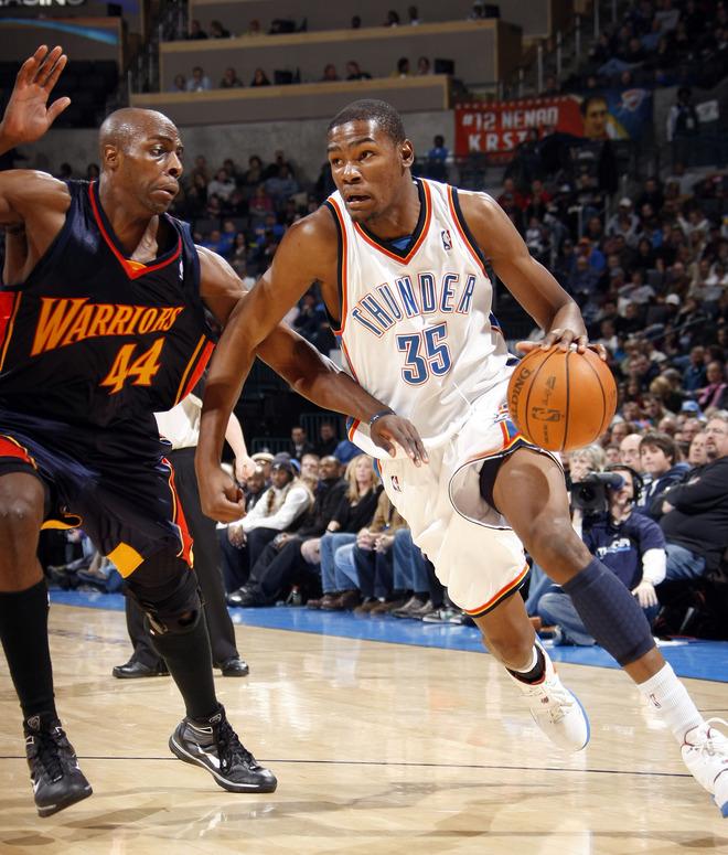 Game Thread #49: Thunder @ Warriors -- Durantula Returns