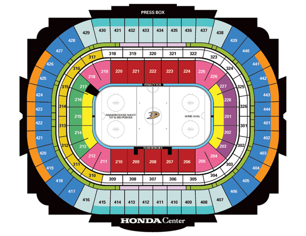Pricingmap 630 Medium Honda Center S Seating Chart