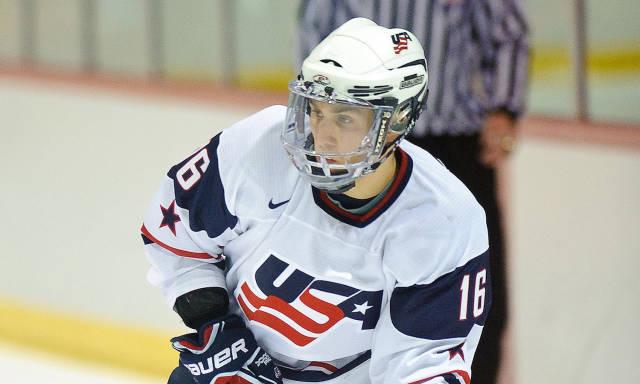 2010 Nhl Draft Prospect Jason Zucker Sb Nation College Hockey
