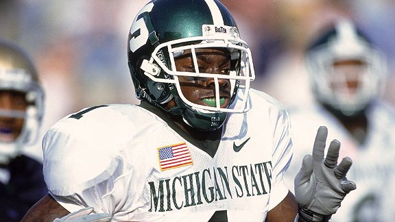 2002 Cal Michigan State 8th Best Non Big Game Of The