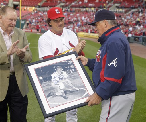 Five Points Best Bobby Cox Farewell Gifts From Other Mlb