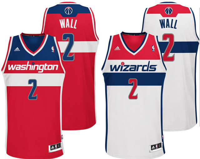 5feb67028 The Washington Wizards Have New Uniforms - Welcome to Loud City